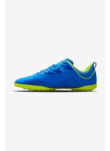 Lescon Electra 2 Saks Mavi Erkek Halı Saha Ayakkabı Mavi